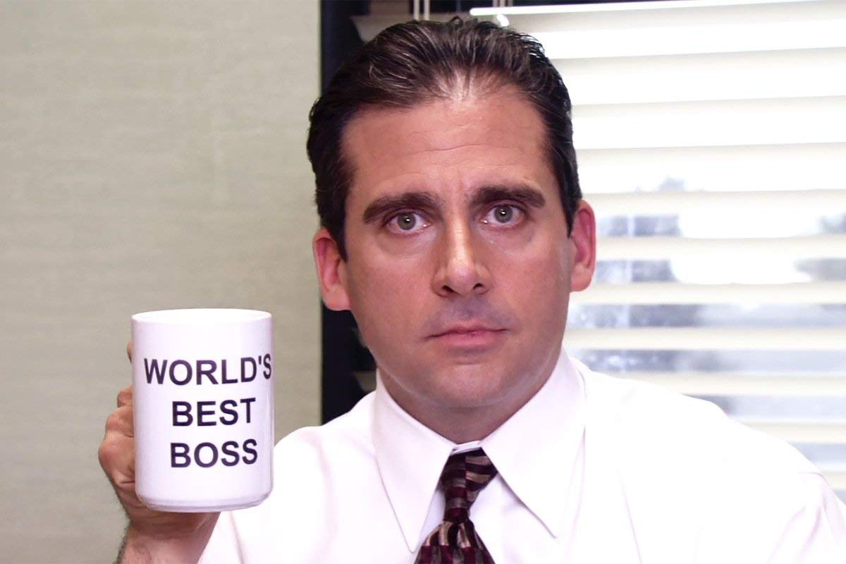 رییس بد در سریال آفیس