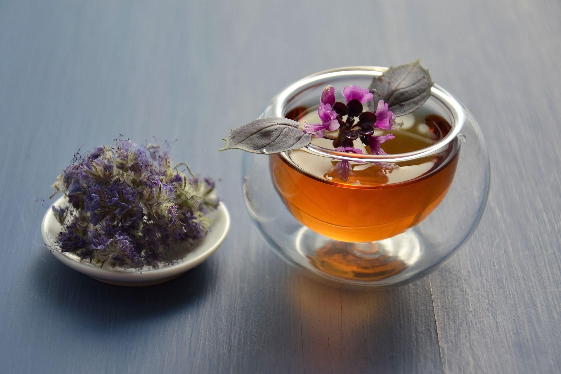 عطر چای اصل